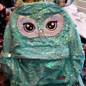 Justice Owl backpack